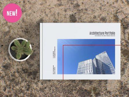 Architecture Portfolio Landscape Template