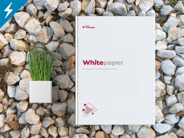 Modern White Paper Template