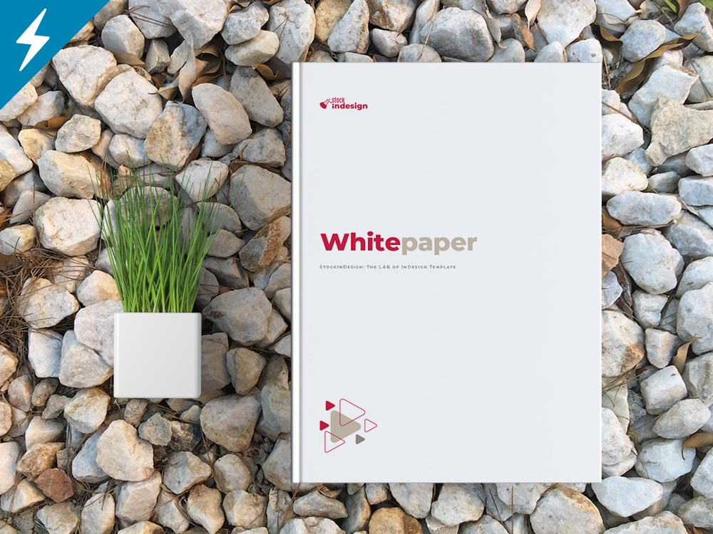 Modern White Paper Template