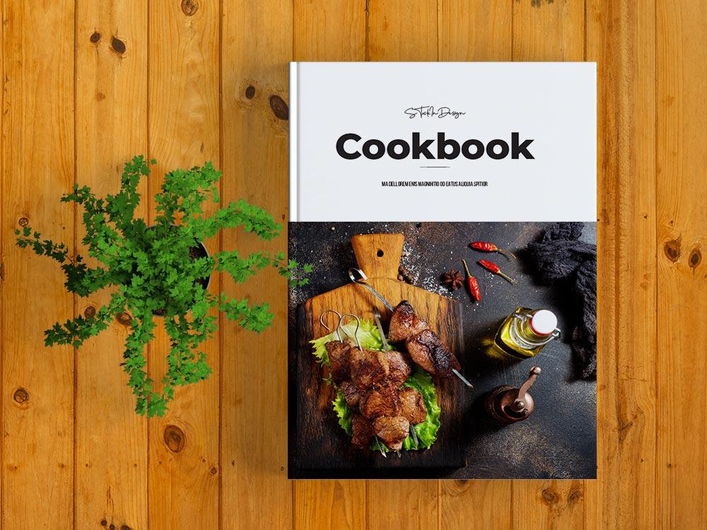 Cookbook Template for Adobe InDesign
