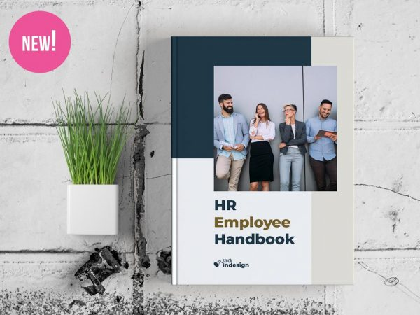 HR / Employee Handbook Template