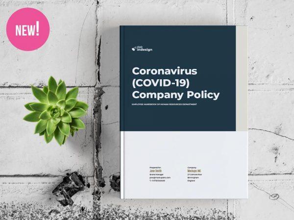 COVID-19 Company Policy Template