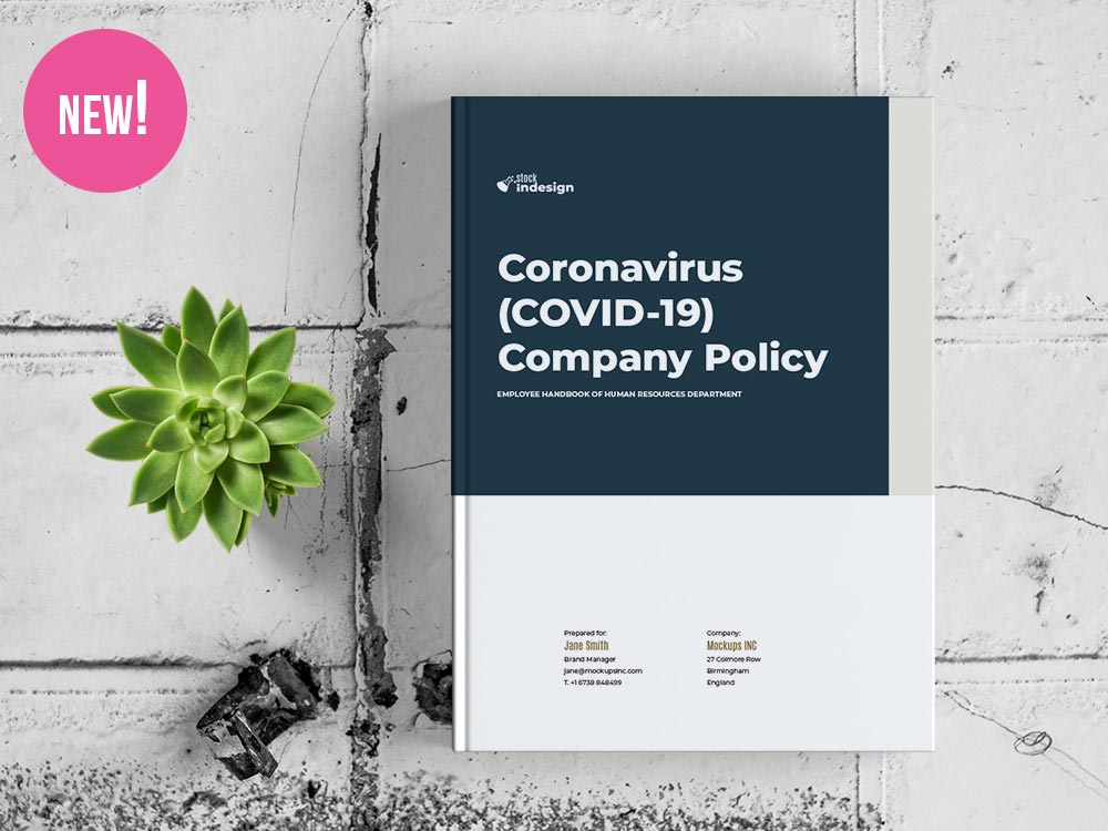 COVID-19 Company Policy Template
