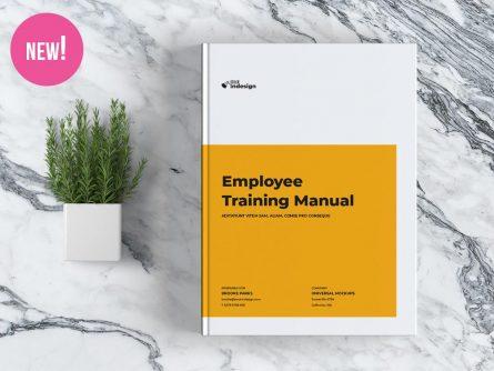 Employee Training Manual Template