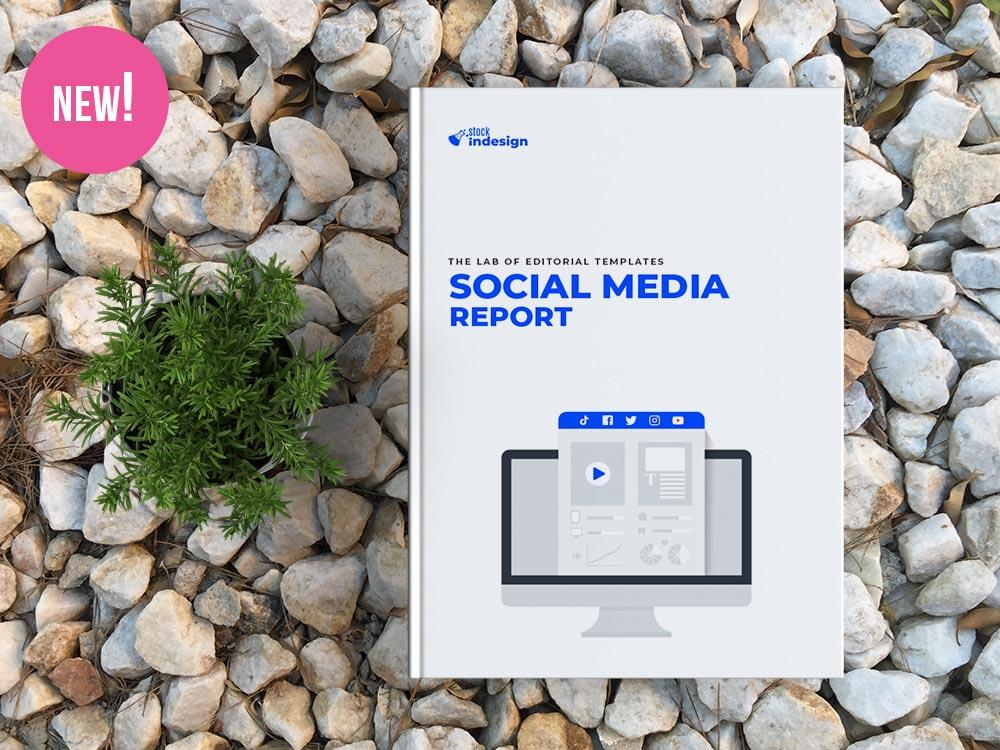 Social Media Report for Illustrator